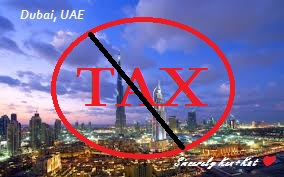 Tax Free Dubai
