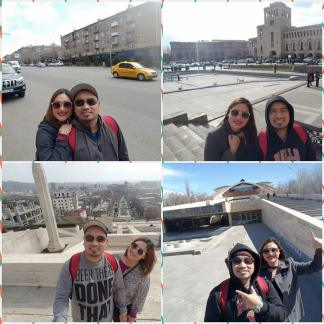 Touring Armenia 1